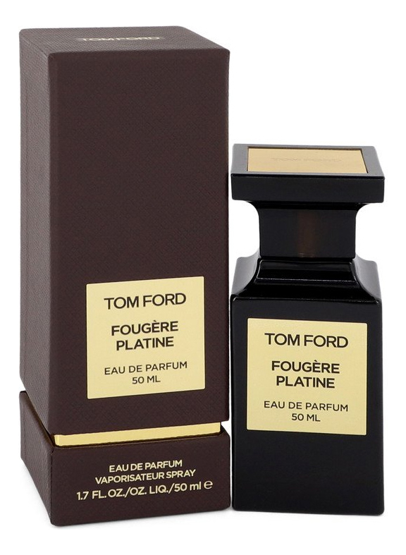Фото - Tom Ford Fougere Platine: парфюмерная вода 50мл tom ford fougere d'argent парфюмерная вода 50мл