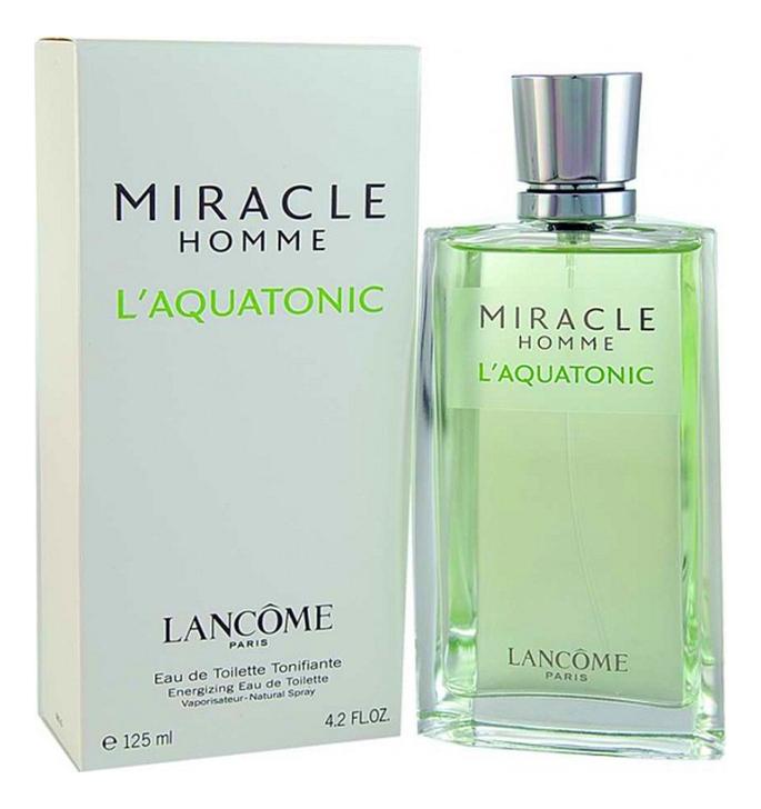 Lancome Miracle L'Aquatonic: туалетная вода 125мл lancome o de lancome туалетная вода 125мл