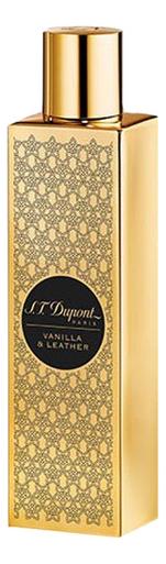 Купить S.T. Dupont Vanilla & Leather: парфюмерная вода 100мл тестер, S.T. Dupont Vanilla & Leather