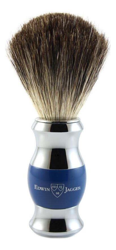 Помазок для бритья 81SB353CR (щетка барсучий ворс) помазок для бритья 81sb353cr щетка барсучий ворс