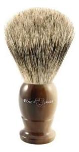 Помазок для бритья 9EJ872 (щетка барсучий ворс) помазок для бритья 81sb353cr щетка барсучий ворс