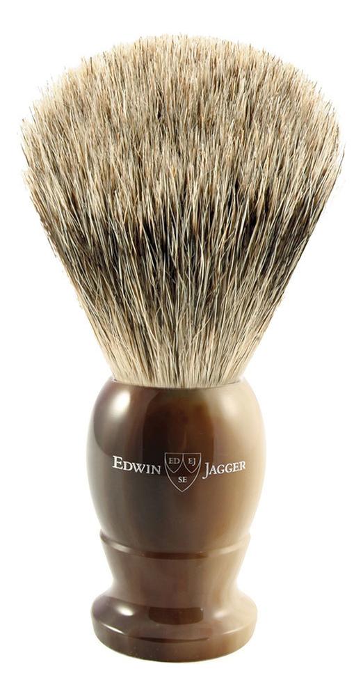 Помазок для бритья 1EJ872 (щетка барсучий ворс) помазок для бритья 81sb353cr щетка барсучий ворс
