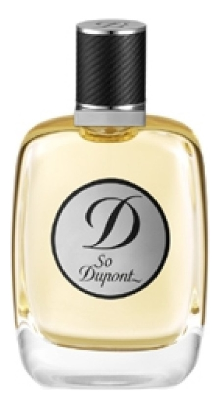 S.T. Dupont So Homme: туалетная вода 50мл тестер