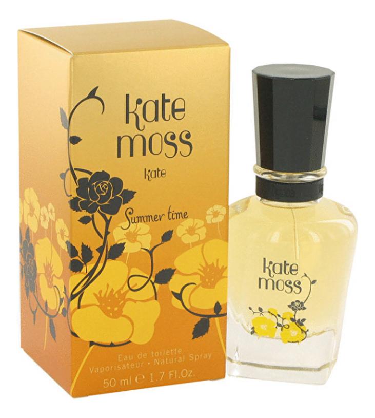 Kate Moss Summer Time: туалетная вода 50мл