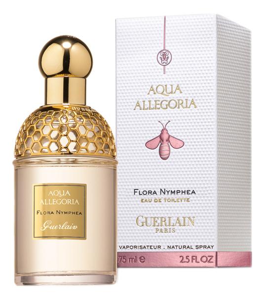 Aqua Allegoria Flora Nymphea: туалетная вода 75мл guerlain aqua allegoria rosa blanca
