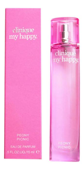 Купить Peony Picnic: парфюмерная вода 15мл, Clinique