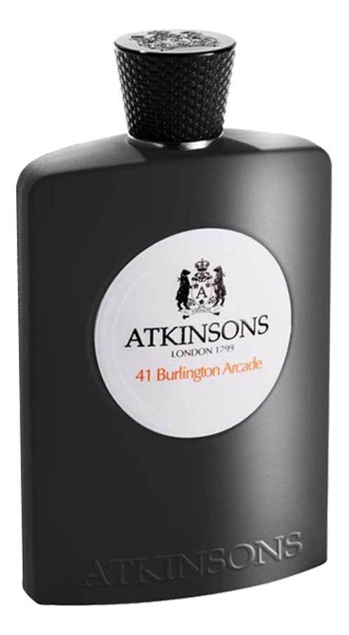 Atkinsons 41 Burlington Arcade: парфюмерная вода 100мл тестер