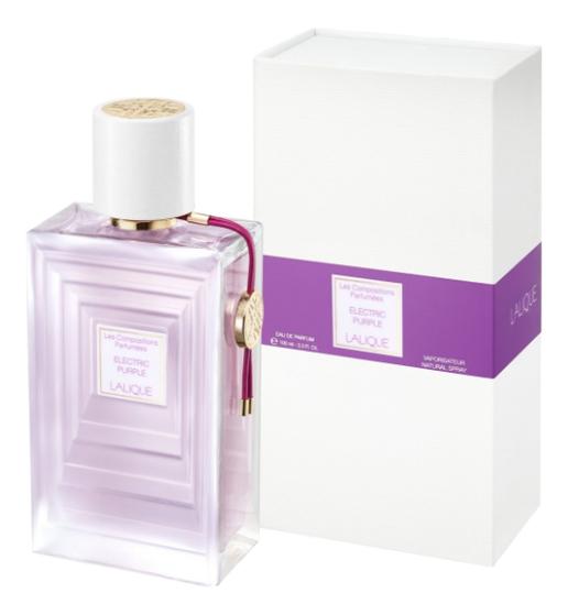 Купить Lalique Electric Purple: парфюмерная вода 100мл