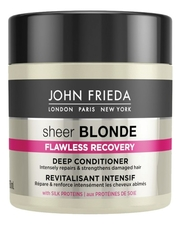 JOHN FRIEDA Восстанавливающая маска для окрашенных волос Sheer Blonde Flawless Recovery 250мл