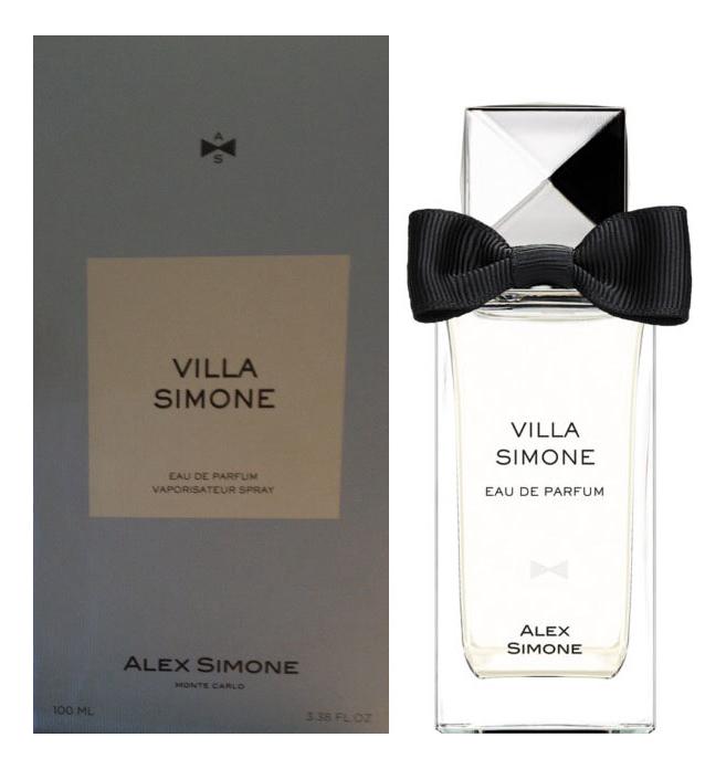 Villa Simone: парфюмерная вода 100мл балетки simone эксклюзив brand boutique