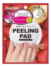 Sun Smile Пилинг-диск для лица Peeling Pad Strawberry 7мл