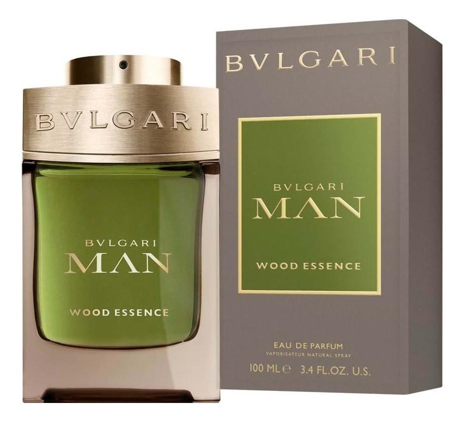 Bvlgari Man Wood Essence: парфюмерная вода 100мл