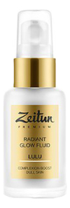 цена на Дневной флюид для лица Золотое Сияние Premium Lulu Radiant Glow Fluid 50мл
