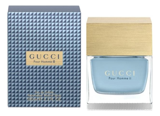 Gucci Pour Homme 2: туалетная вода 100мл gucci l arte de gucci туалетная вода 100мл