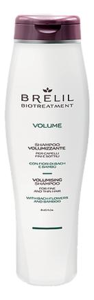 Шампунь для создания объема волосам Bio Treatment Volume Shampoo: Шампунь 250мл шампунь для мелированных волос bio treatment colour shampoo шампунь 250мл