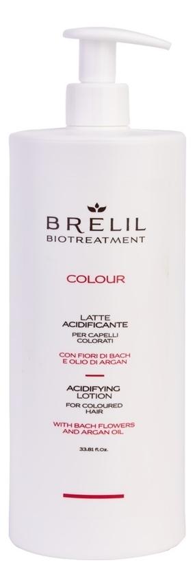 Купить Молочко для волос Bio Treatment Pure Colour Latte 1000мл, Brelil Professional