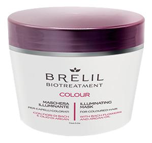 Фото - Маска для окрашенных волос Bio Treatment Colour Mask: Маска 250мл brelil professional маска biotraitement colour для окрашенных волос 220 мл