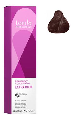 Купить Крем-краска для волос Londacolor 60мл: 5/77 Светлый шатен интенсивно-коричневый, Londa Professional