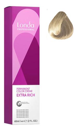 Фото - Крем-краска для волос Londacolor 60мл: 9/16 Очень светлый блонд пепельно-фиолетовый крем краска для волос londacolor 60мл 9 1 очень светлый блонд пепельный