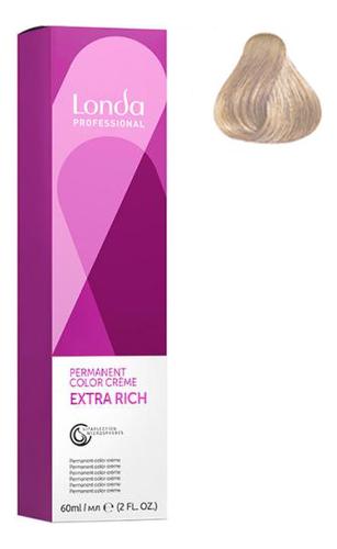 Фото - Крем-краска для волос Londacolor 60мл: 12/61 Специальный блонд фиолетово-пепельный крем краска для волос londacolor 60мл 9 1 очень светлый блонд пепельный