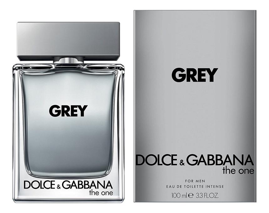 Купить Dolce Gabbana (D&G) The One Grey: туалетная вода 100мл, Dolce Gabbana (D&G) The One Grey, Dolce & Gabbana