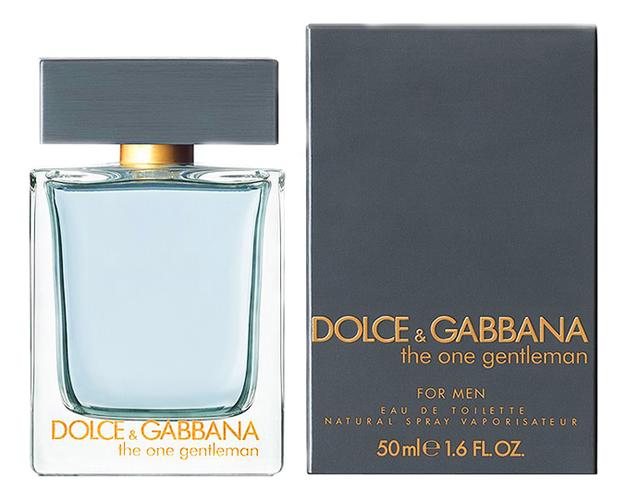 Купить The One Gentleman: туалетная вода 50мл, Dolce & Gabbana