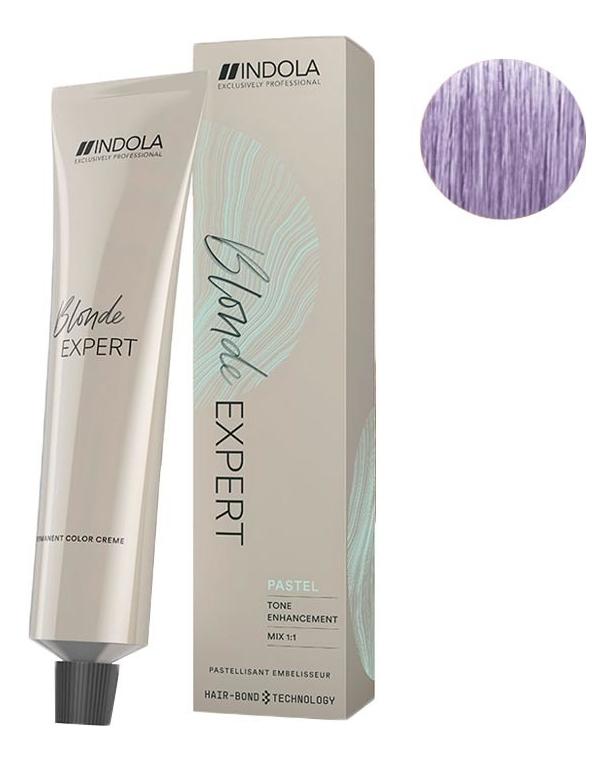 Купить Перманентный крем-краситель для волос Profession Blonde Expert Pastel Toner 60мл: No P.17, Indola
