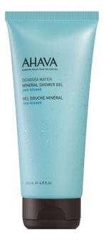 Минеральный гель для душа Deadsea Water Mineral Shower Gel Sea Kissed 200мл