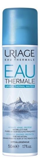 Термальная вода Eau Thermale Thermal Water: Вода 50мл vichy термальная вода eau thermale 150 мл