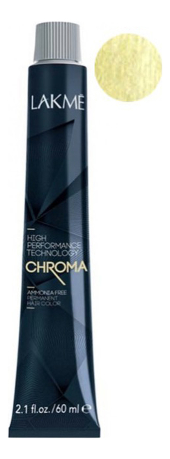 Фото - Безаммиачная крем-краска для волос Chroma Ammonia Free Permanent Hair Color 60мл: 0-00 Осветляющий безаммиачная крем краска для волос chroma ammonia free permanent hair color 60мл 7 44 средний блондин медный яркий