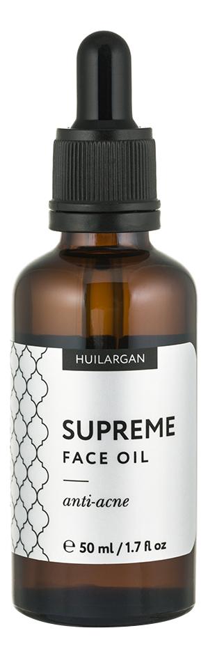 Купить Мацерат для лица против акне Supreme Face Oil Anti-Acne 50мл, Huilargan