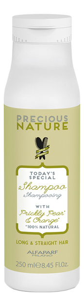 Шампунь для волос Precious Nature Long Straight Hair Oil Shampoo 250мл