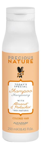 Шампунь для окрашенных волос Precious Nature Pure Color Protection Shampoo 250мл цена 2017