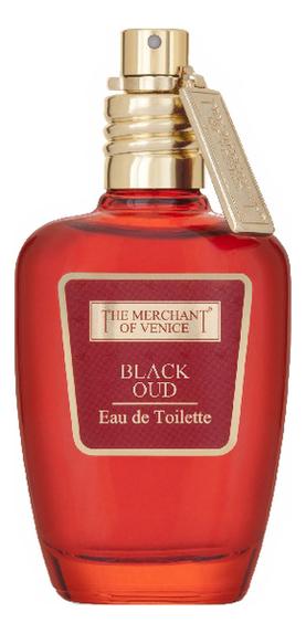 The Merchant Of Venice Black Oud: туалетная вода 50мл тестер