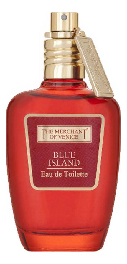 Фото - Blue Island: туалетная вода 50мл тестер the merchant of venice incense mist туалетная вода 50мл тестер