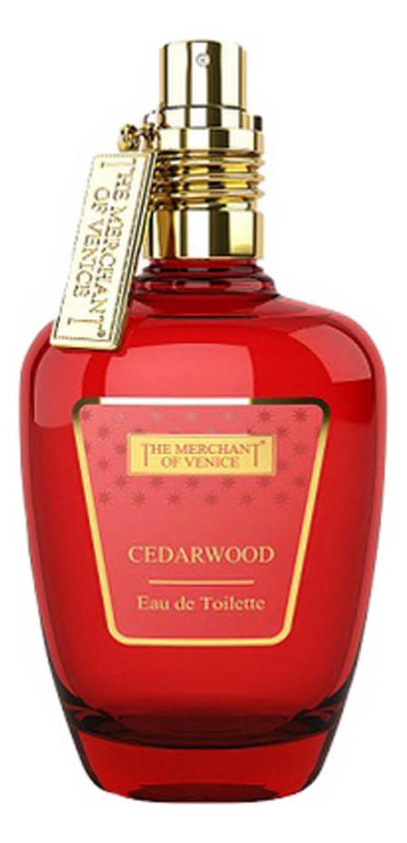 The Merchant Of Venice Cedarwood: туалетная вода 50мл тестер the merchant of venice rose oud туалетная вода тестер 50 мл