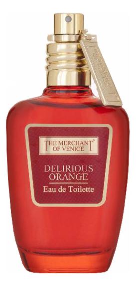 The Merchant Of Venice Delirious Orange: туалетная вода 50мл тестер the merchant of venice pearl bouquet extrait de parfum