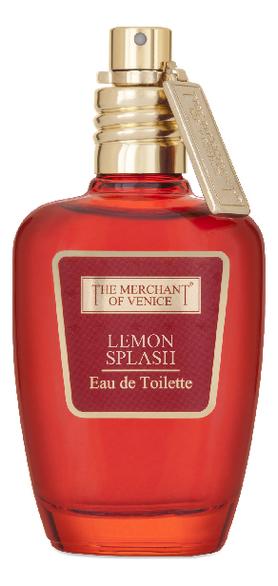 Купить The Merchant Of Venice Lemon Splash: туалетная вода 50мл тестер