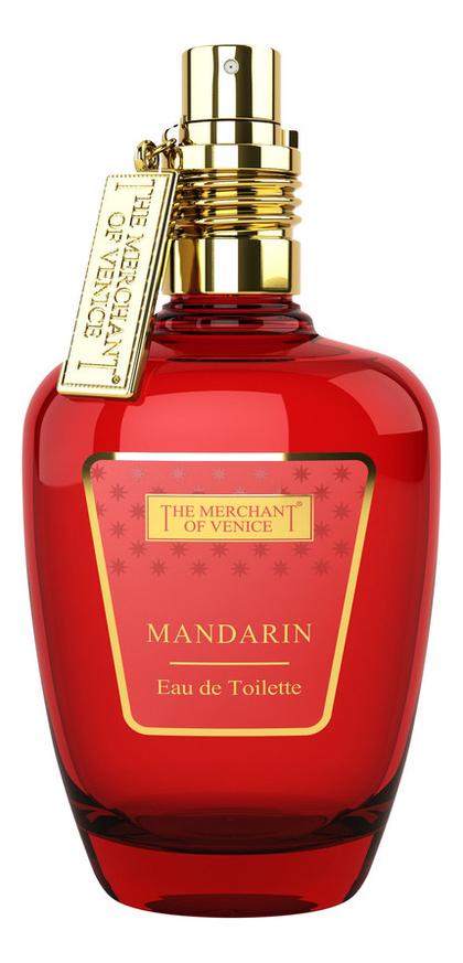 The Merchant Of Venice Mandarin: туалетная вода 50мл тестер the merchant of venice rose oud туалетная вода тестер 50 мл