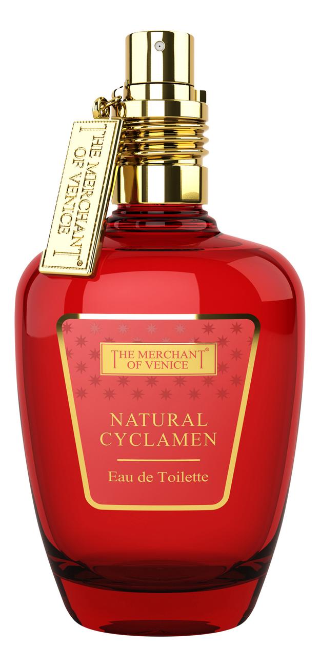 The Merchant Of Venice Natural Cyclamen: туалетная вода 50мл тестер the merchant of venice rose oud туалетная вода тестер 50 мл