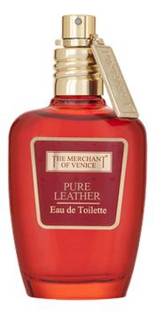 The Merchant Of Venice Pure Leather: туалетная вода 50мл тестер