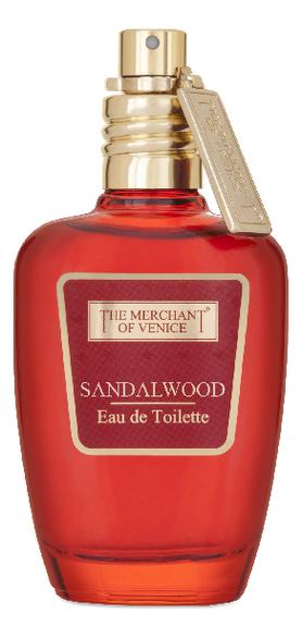 Фото - Sandalwood: туалетная вода 50мл тестер the merchant of venice incense mist туалетная вода 50мл тестер