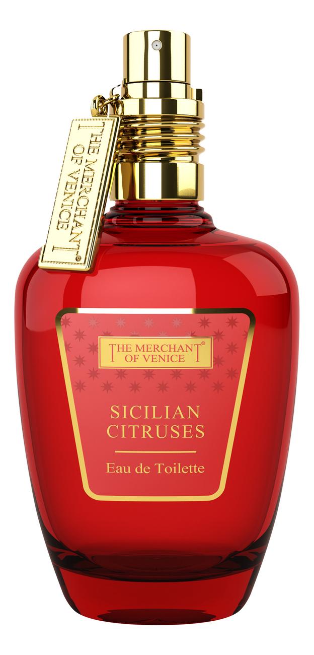 The Merchant Of Venice Sicilian Citruses: туалетная вода 50мл тестер the merchant of venice light