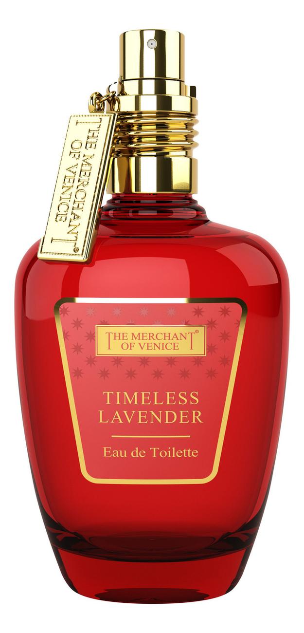 Фото - Timeless Lavender: туалетная вода 50мл тестер the merchant of venice incense mist туалетная вода 50мл тестер