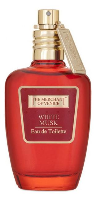 The Merchant Of Venice White Musk: туалетная вода 50мл тестер the merchant of venice rose oud туалетная вода тестер 50 мл