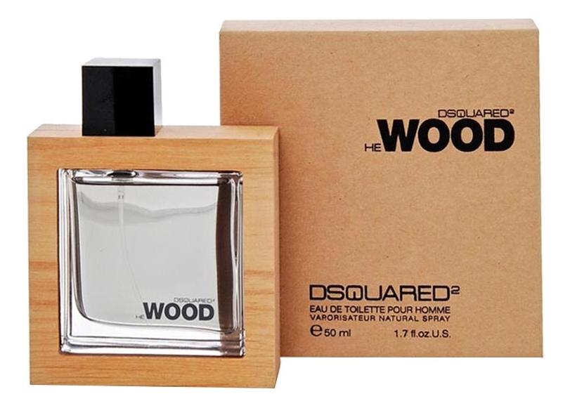 Dsquared2 He Wood: туалетная вода 50мл dsquared2 he wood intense