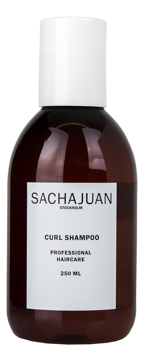 Купить Шампунь для вьющихся волос Curl Shampoo: Шампунь 250мл, SACHAJUAN