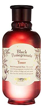 Тонер для лица c гранатовым экстрактом Black Pomegranate Toner 180мл фото