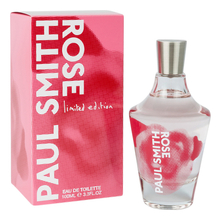 Paul Smith Rose Limited Edition 2018