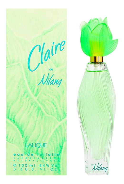 Lalique Claire De Nilang: туалетная вода 100мл